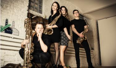 Aureum Saxophone Quartet