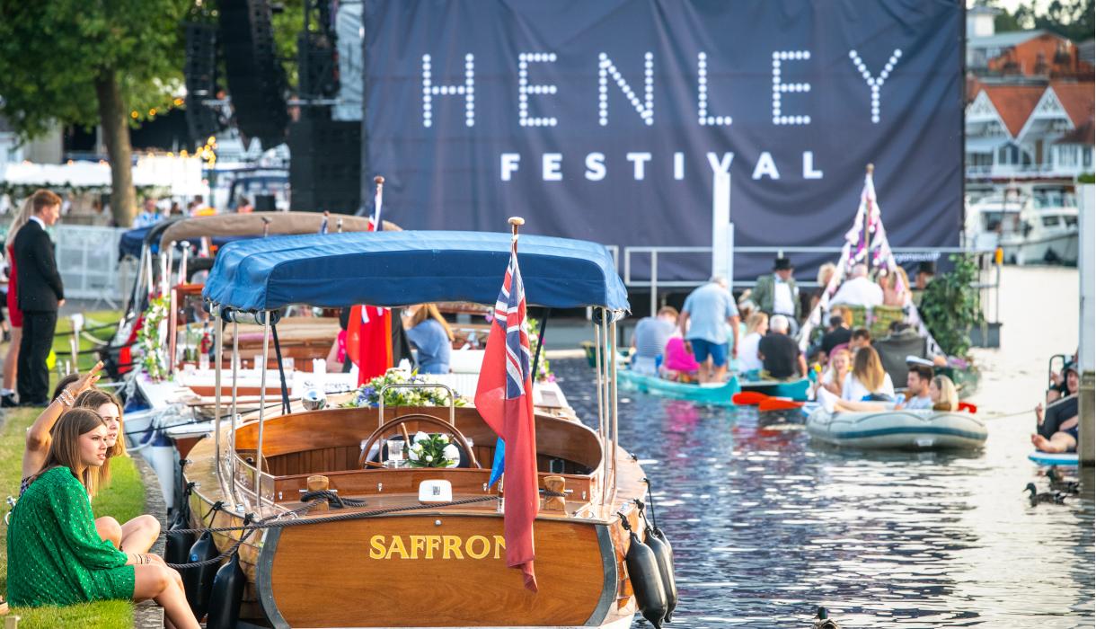 Henley Festival 2021 Update