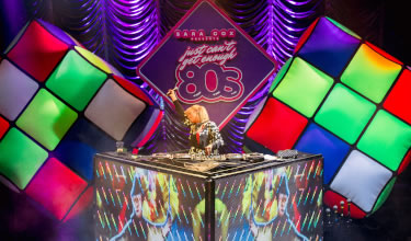 Sara Cox Presents 'Just Can't Get Enough 80's'