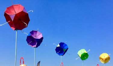 Parasol Carousel