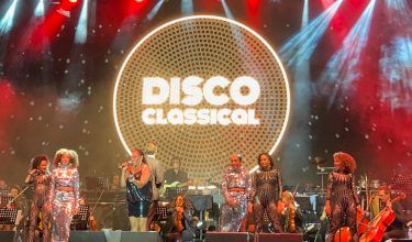 Disco Classical featuring Kathy Sledge of Sister Sledge