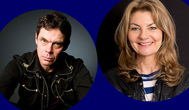 Rich Hall Supported by Jo Caufield
